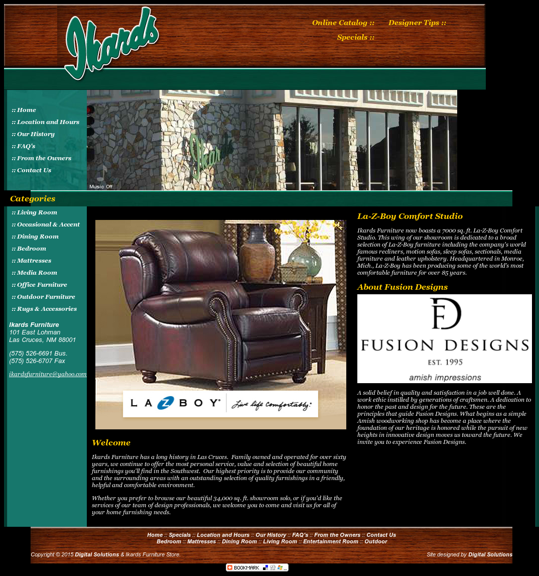 Ikards Furniture Compeors Revenue And Employees Owler Company Profile