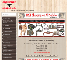 Corriente Saddle Competitors, Revenue and Employees - Owler
