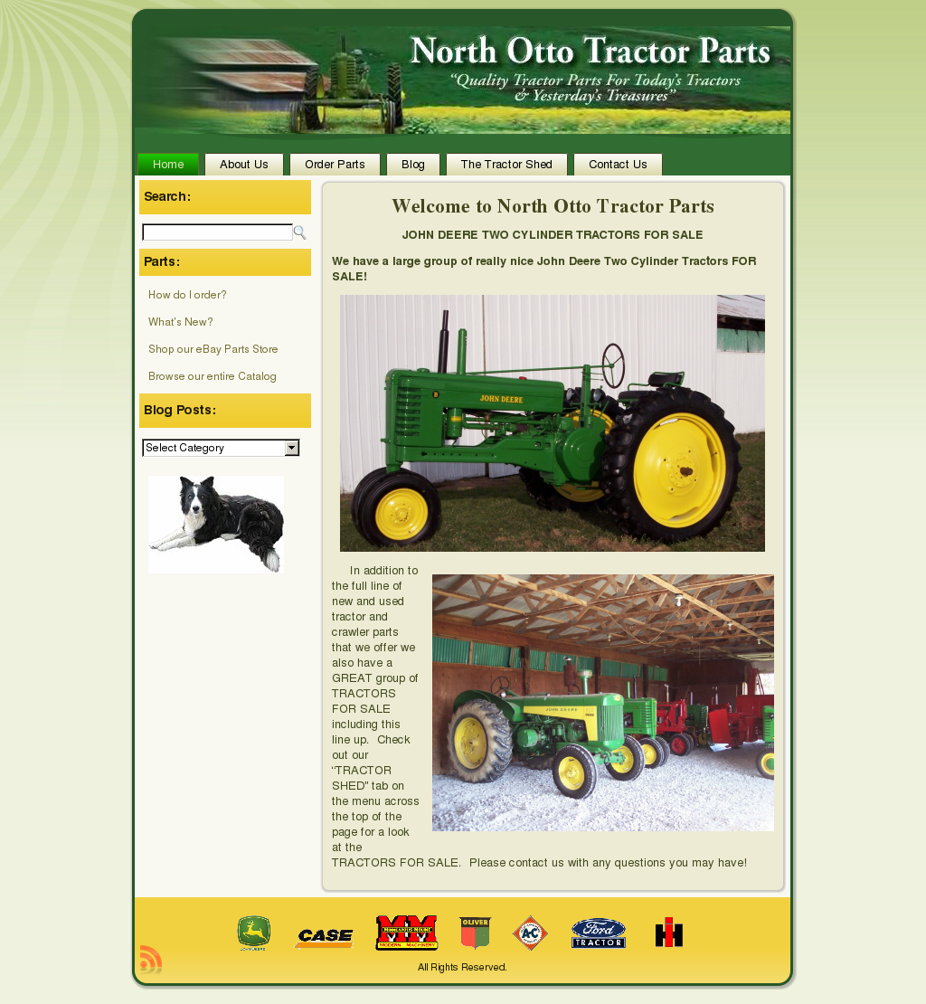 North Otto Tractor Parts Competitors, Revenue and Employees - Owler