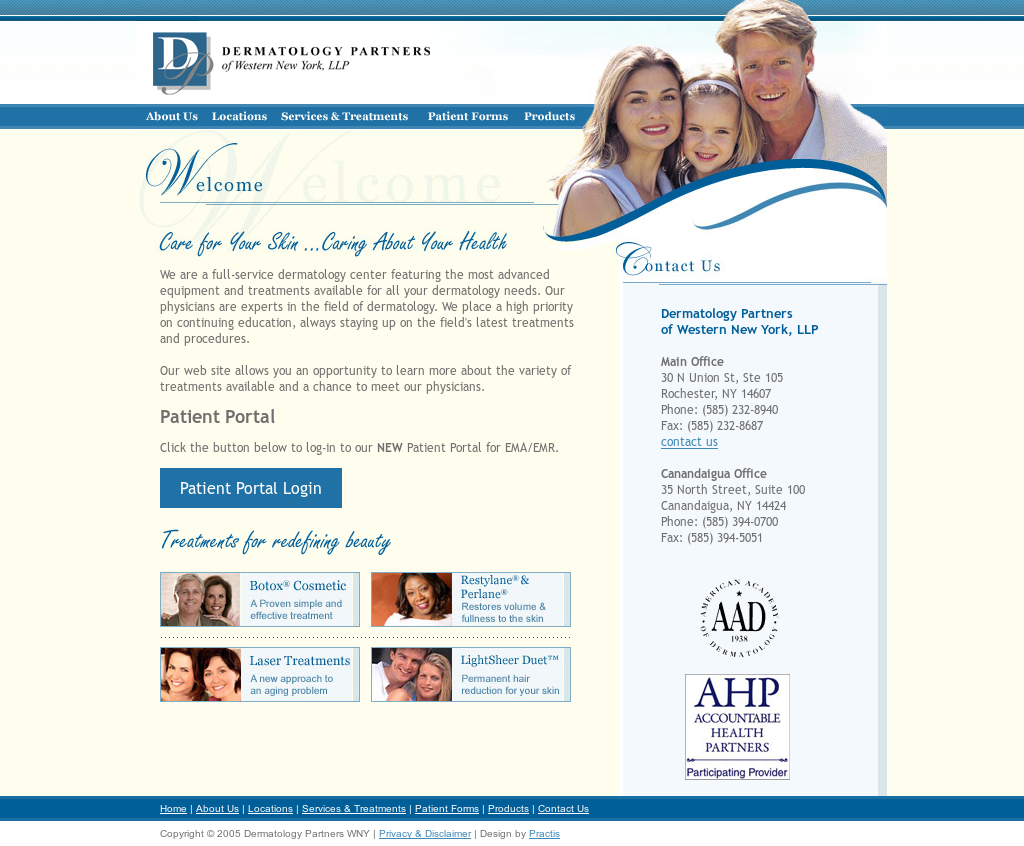Dermatology Partners-w Ny Competitors, Revenue and Employees