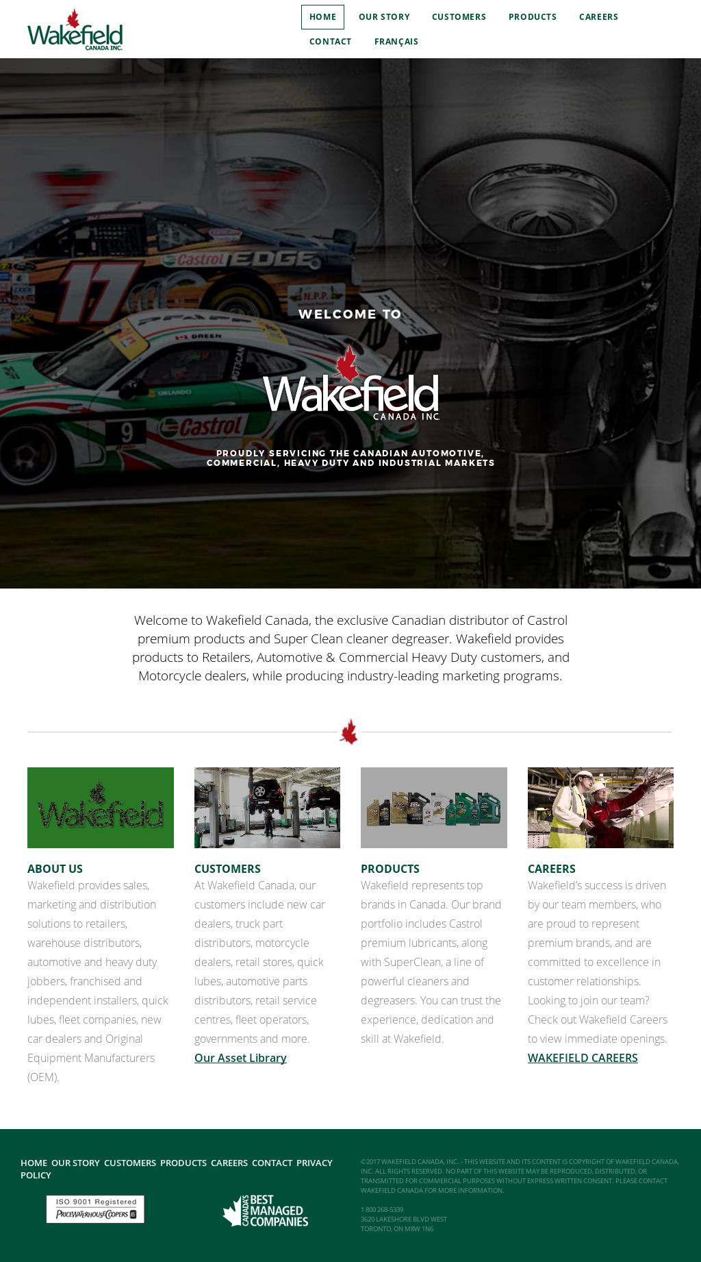 Wakefieldcanada Competitors, Revenue and Employees - Owler