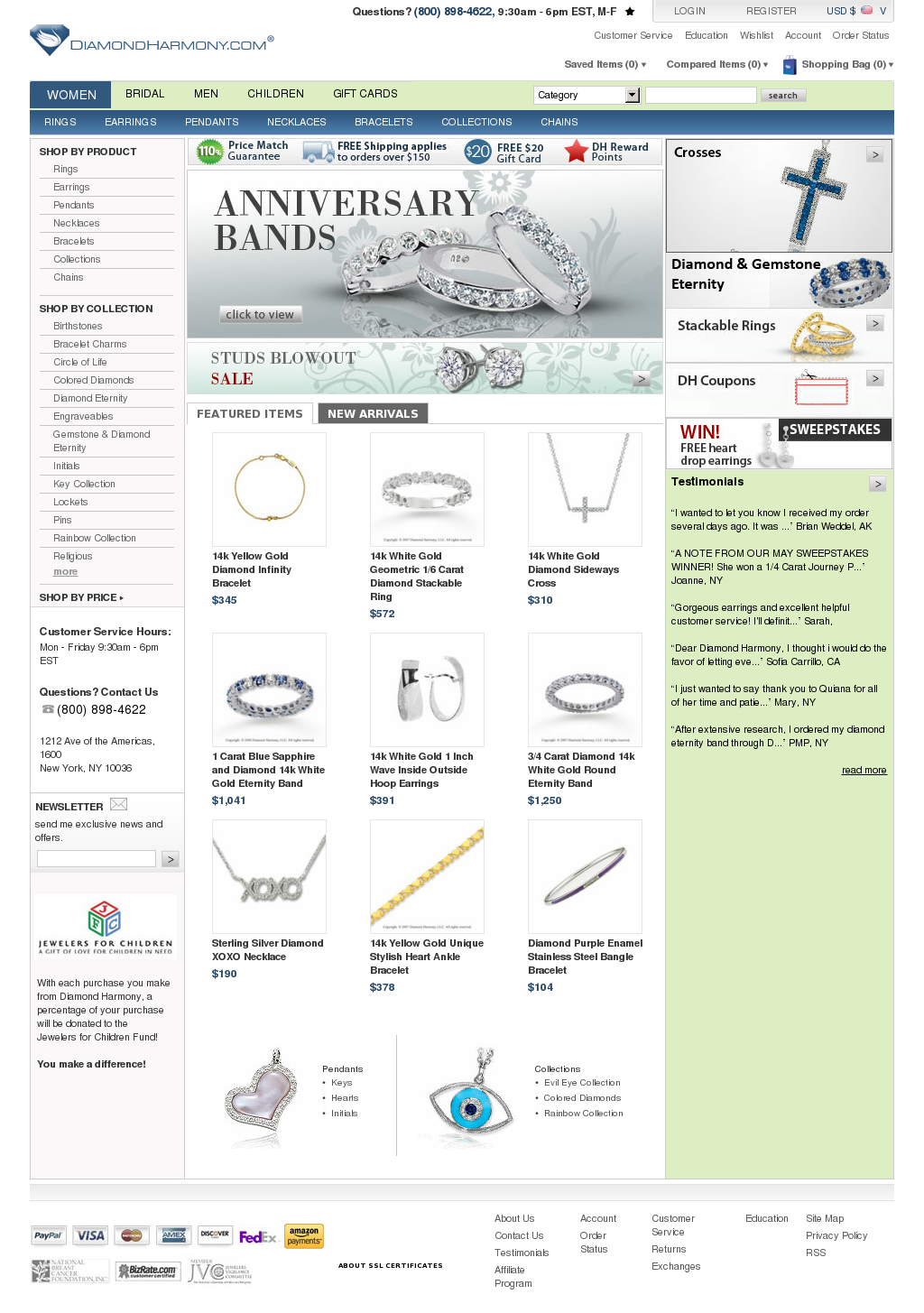 Online Jewelry Competitors, Revenue and Employees - Owler