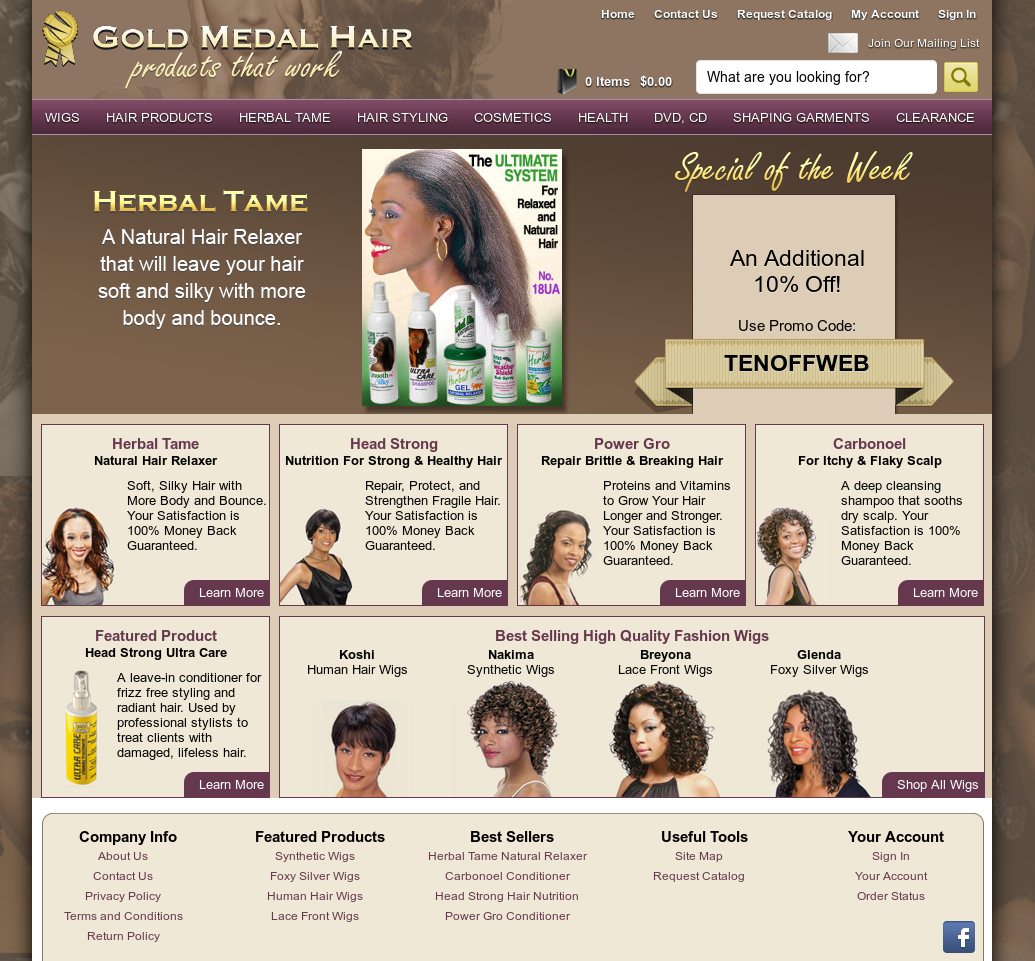 Gold Medal Hair Products Compeors Revenue And Employees Owler Company Profile