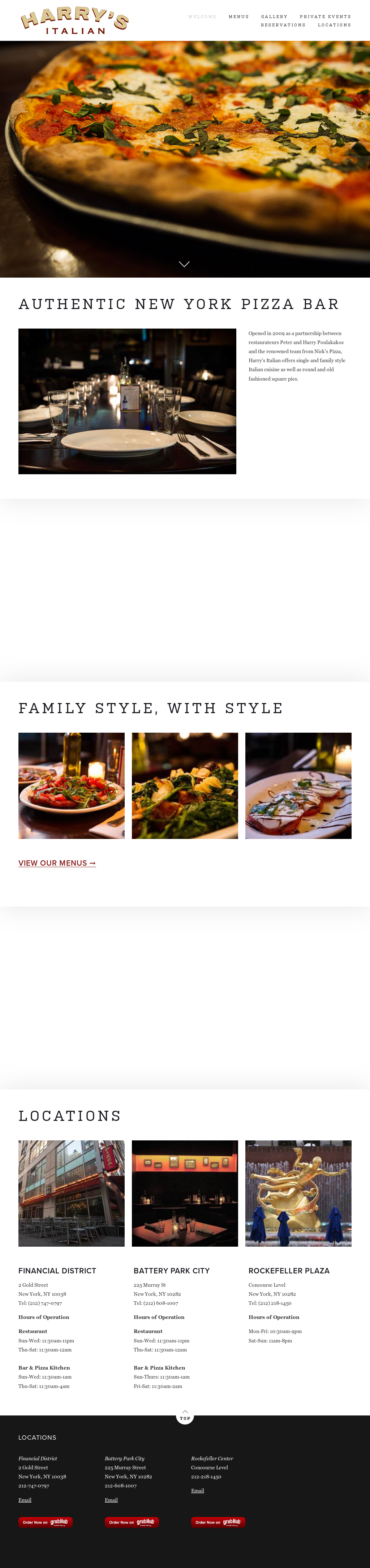 Harrys Italian Pizza Bar Competitors, Revenue and Employees - Owler ...