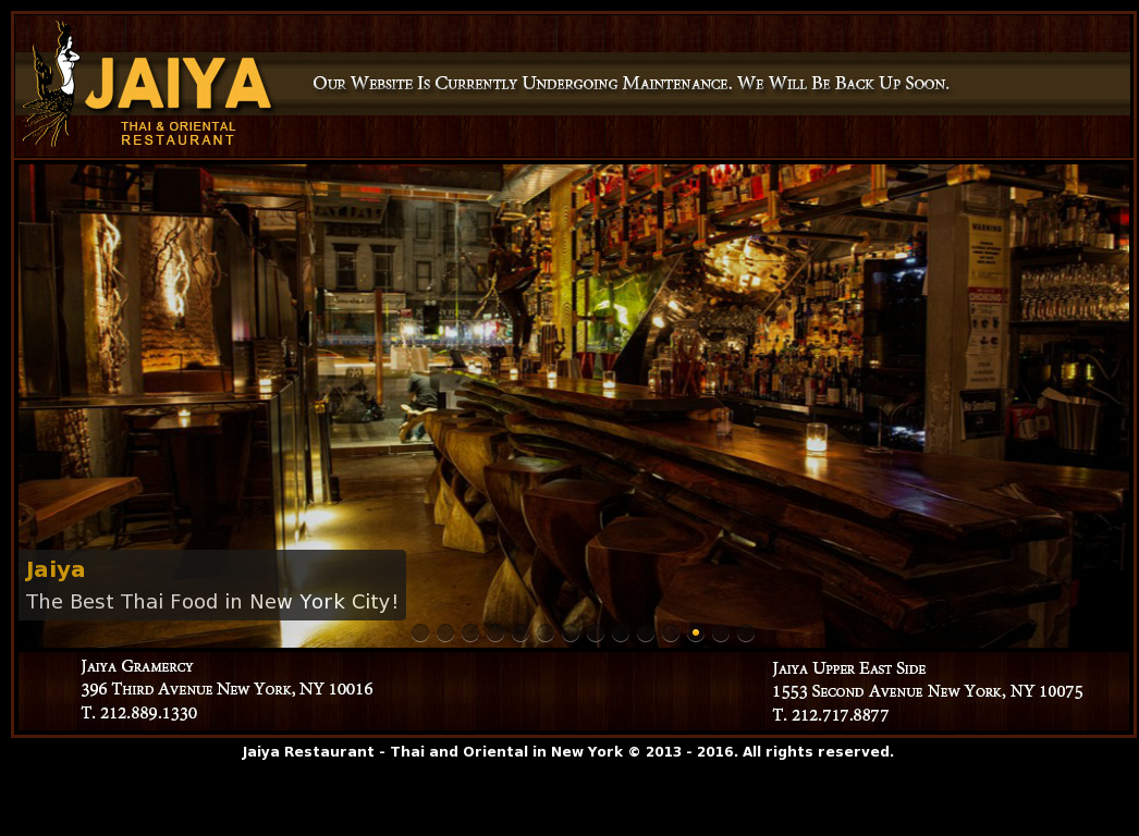Jaiya Thai Competitors, Revenue and Employees - Owler