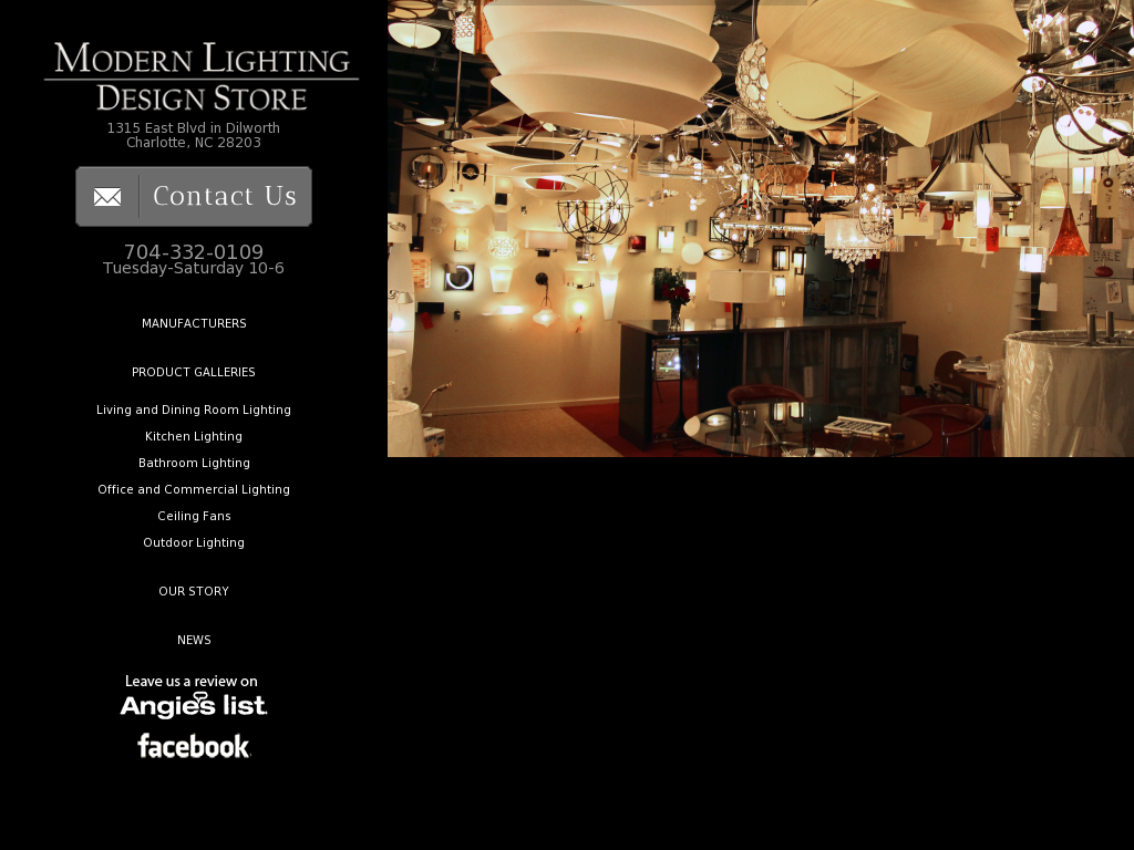 Modern Lighting Design Showroom Competitors Revenue And Employees
