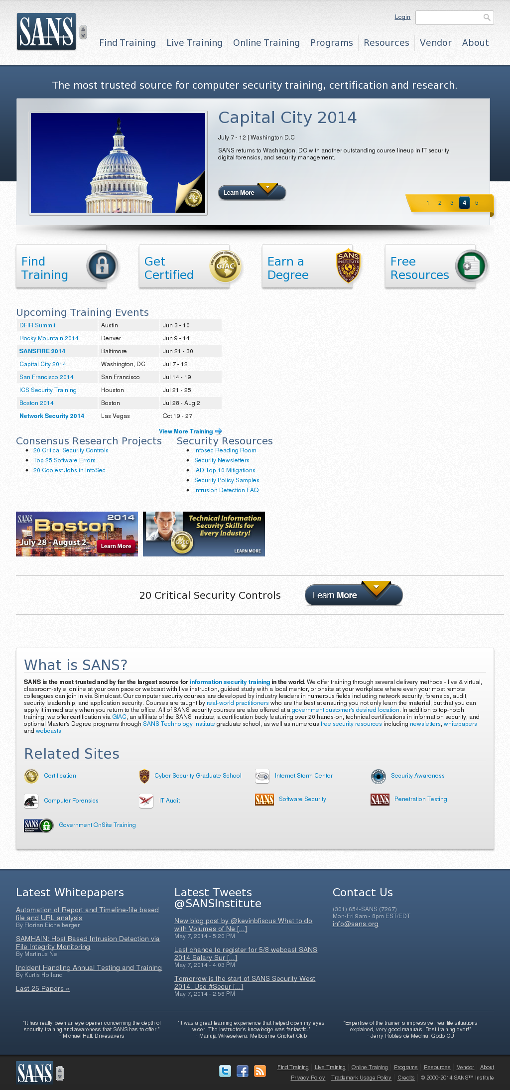 Sans Competitors Revenue And Employees Owler Company Profile Data Protection Policy