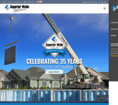Superiorwalls competitors revenue and employees owler for Www superiorwalls com