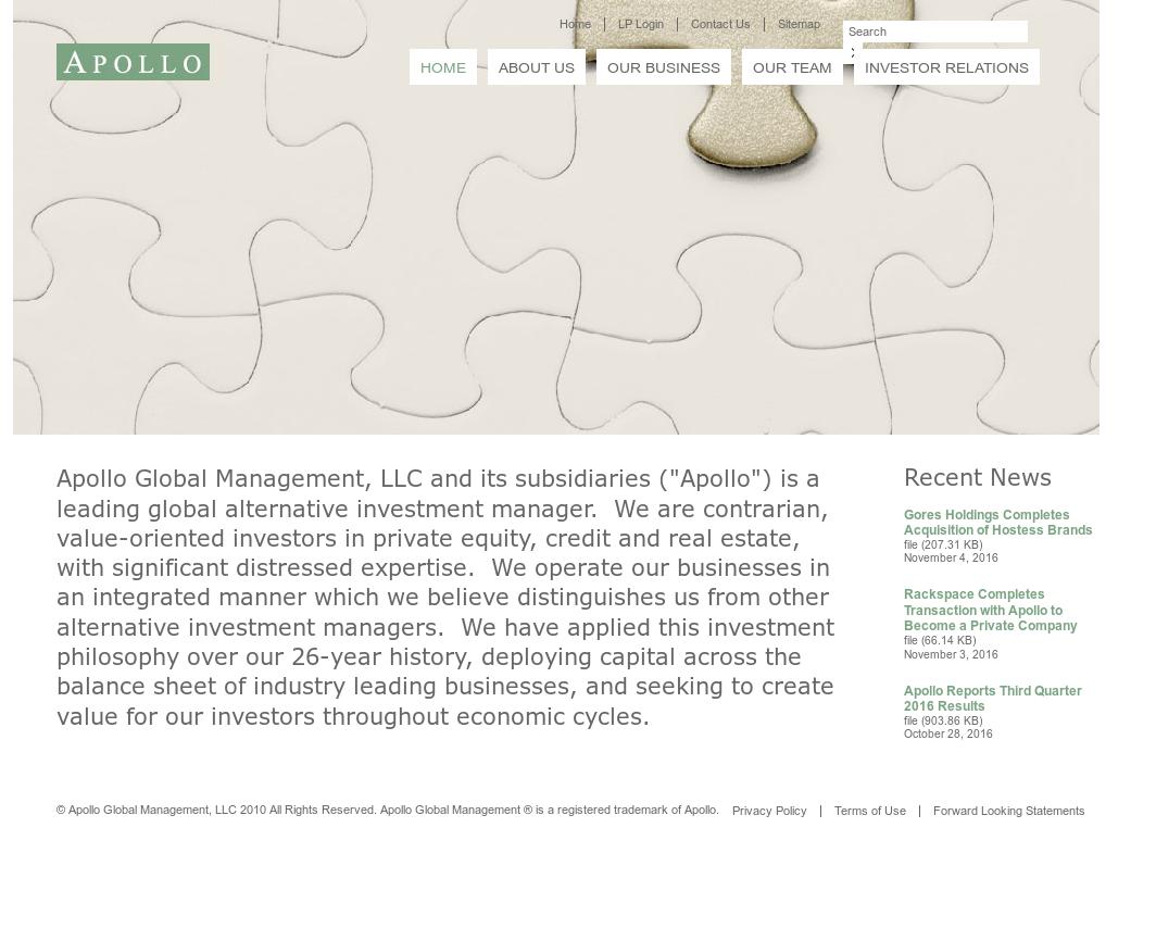 Apollo Competitors, Revenue and Employees - Owler Company