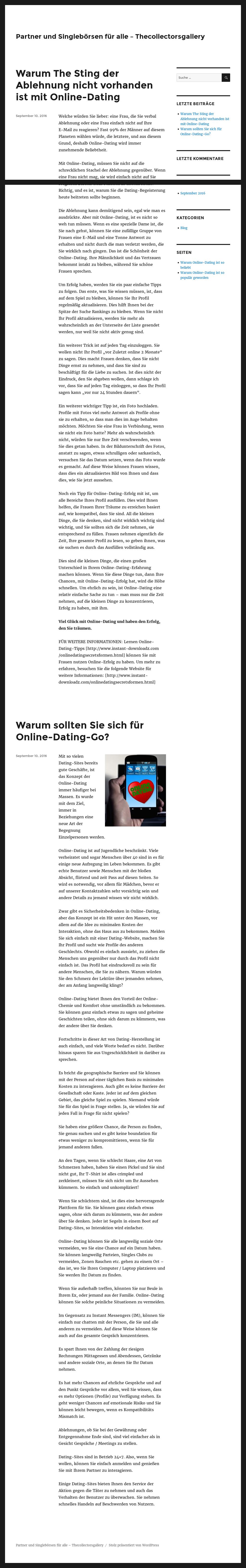 2: a datum online dating