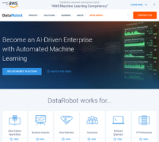 DataRobot Competitors, Revenue and Employees - Owler Company Profile
