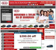 Taylor Kia Of Boardman >> Taylor Kia Of Boardman Competitors Revenue And Employees Owler