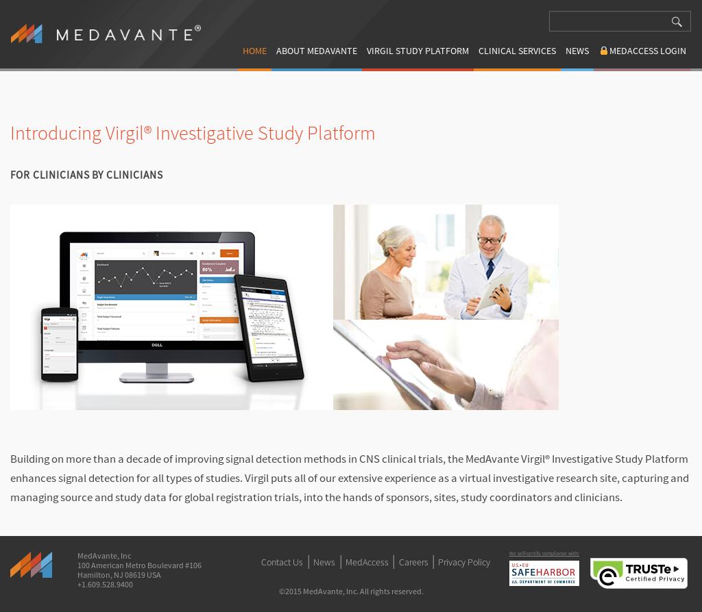 Owler Reports - Press Release: MedAvante : Araclon Biotech Selects
