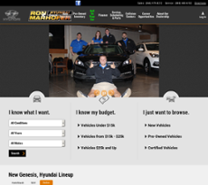 Ron Marhofer Hyundai Of Cuyahoga Falls Website History