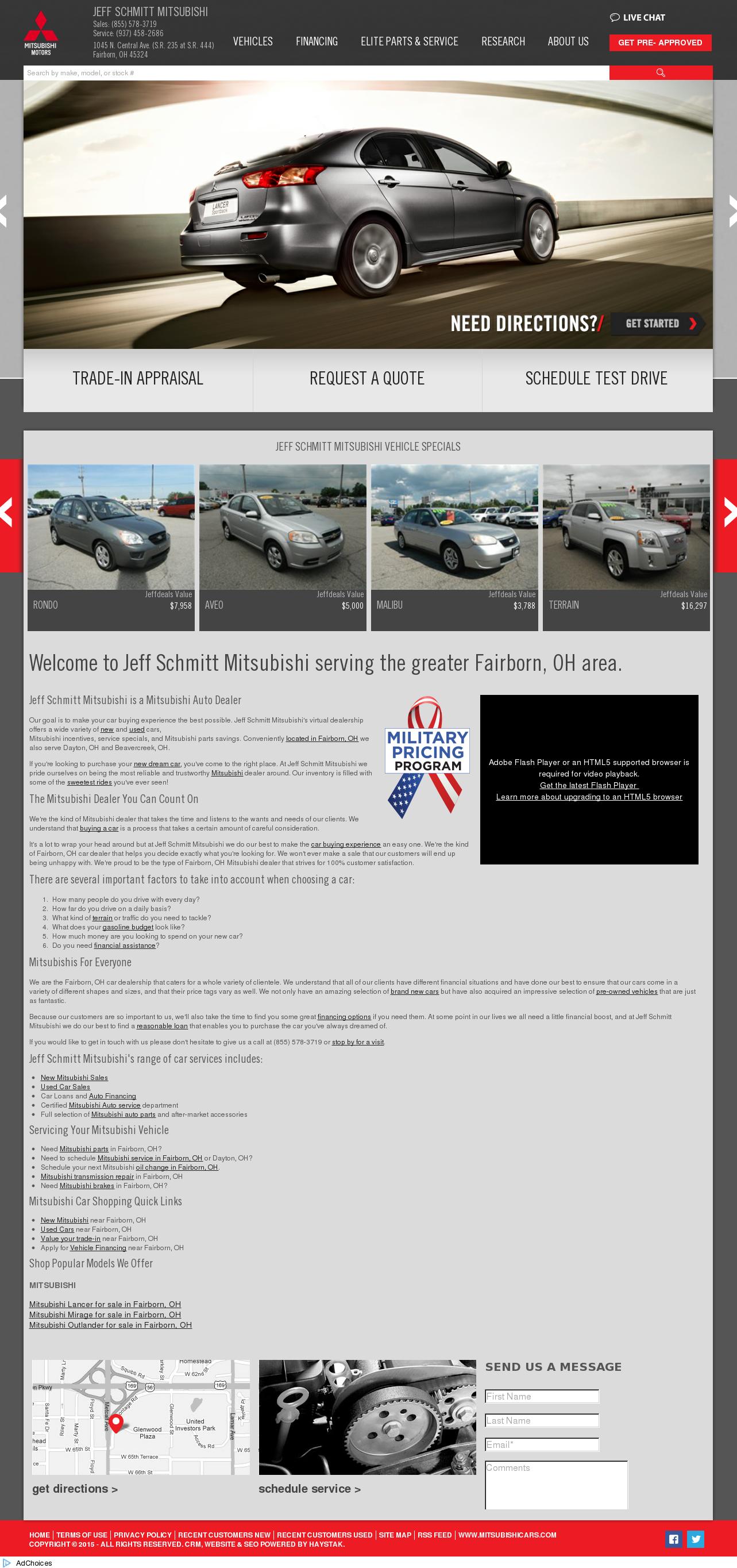 Jeff Schmitt Buick Gmc petitors Revenue and Employees Owler