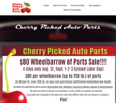 Cherry Picked Auto Parts Competitors Revenue And Employees Owler