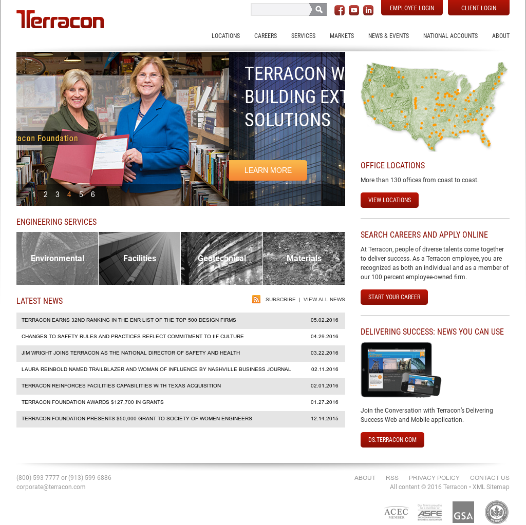 Terracon Competitors, Revenue and Employees - Owler Company