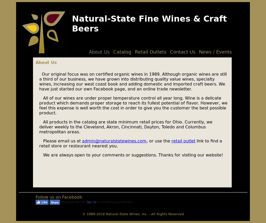 Natural-state Wines Competitors, Revenue and Employees - Owler