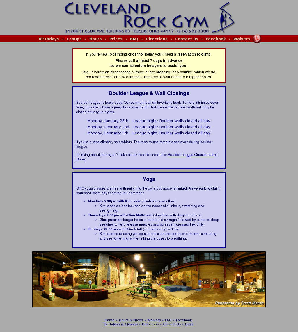 Free Talk Monday January 26th Agreeing >> Cleveland Rock Gym Competitors Revenue And Employees Owler