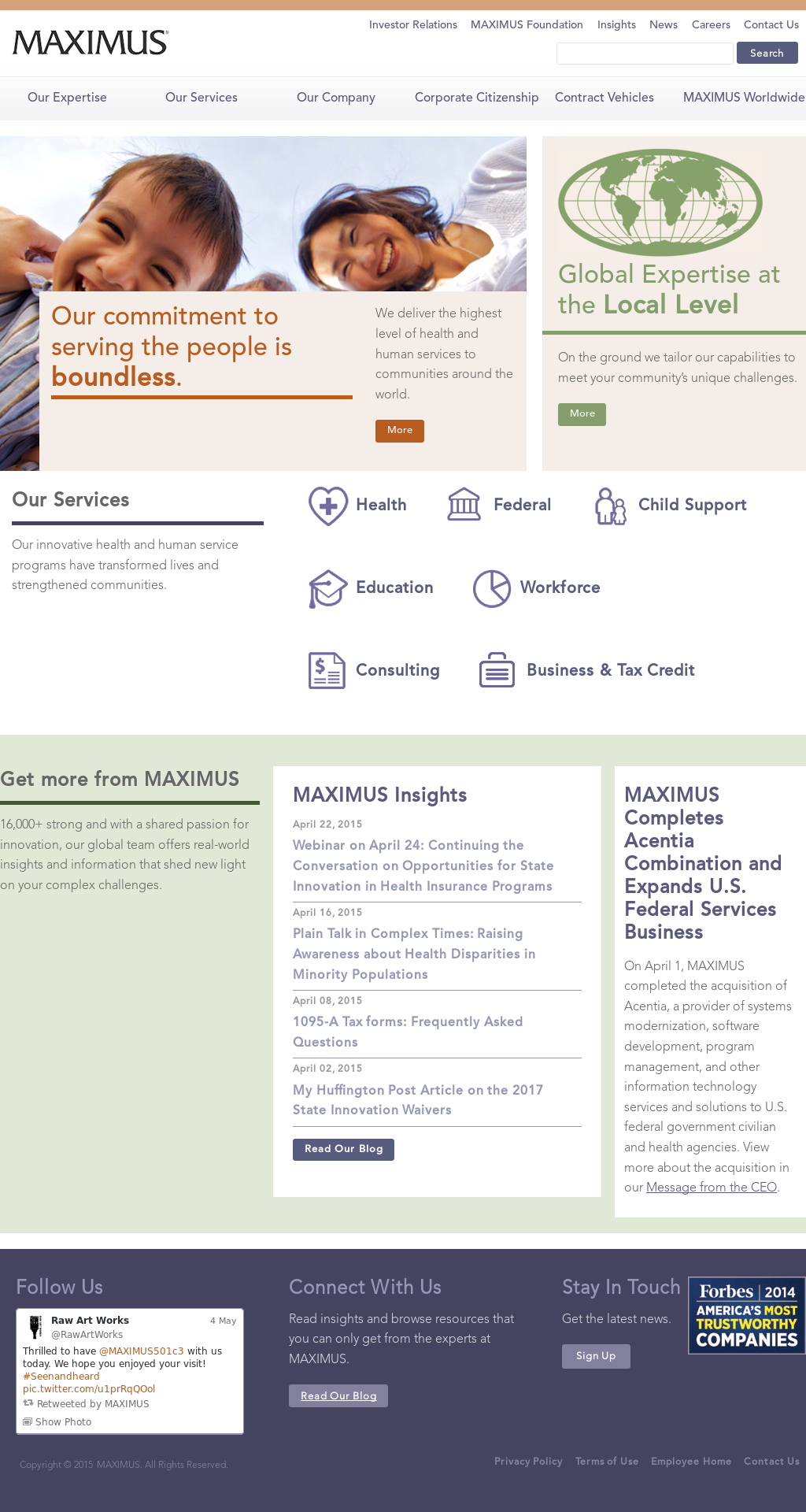 Maximus Competitors, Revenue and Employees - Owler Company Profile