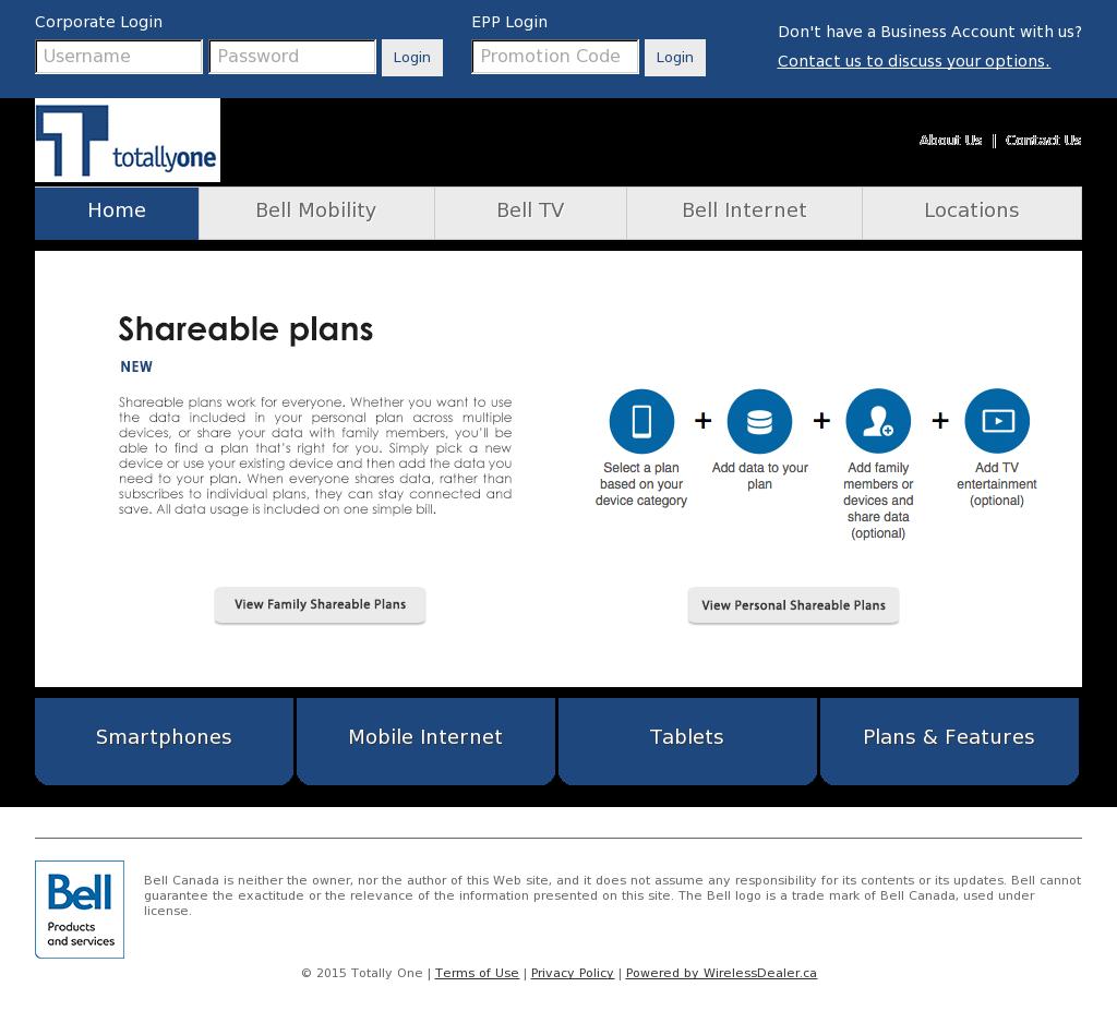 Bell World Upper Canada Mall Competitors, Revenue and