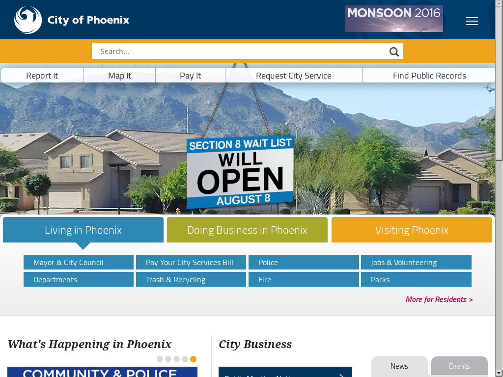 City of Phoenix Competitors, Revenue and Employees - Owler Company ...