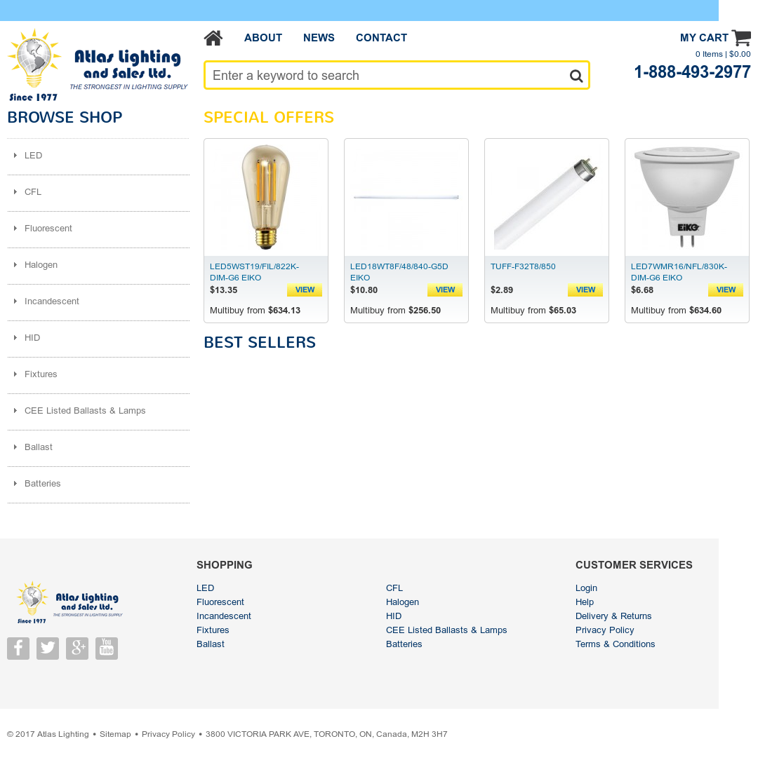 Atlas Lighting & Sales Competitors, Revenue and Employees - Owler Company  Profile