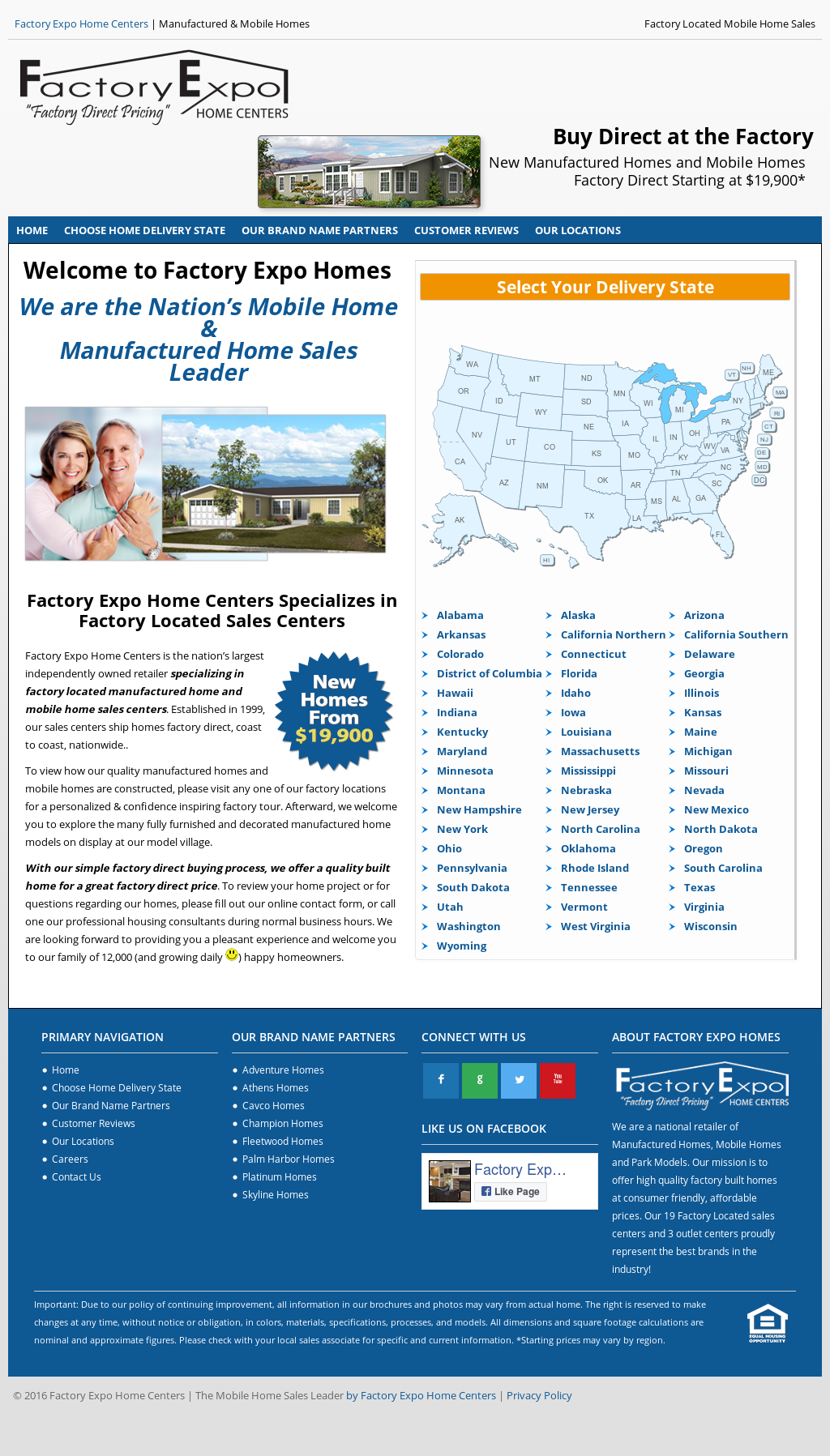 Factoryexpohomes Competitors, Revenue and Employees - Owler Company