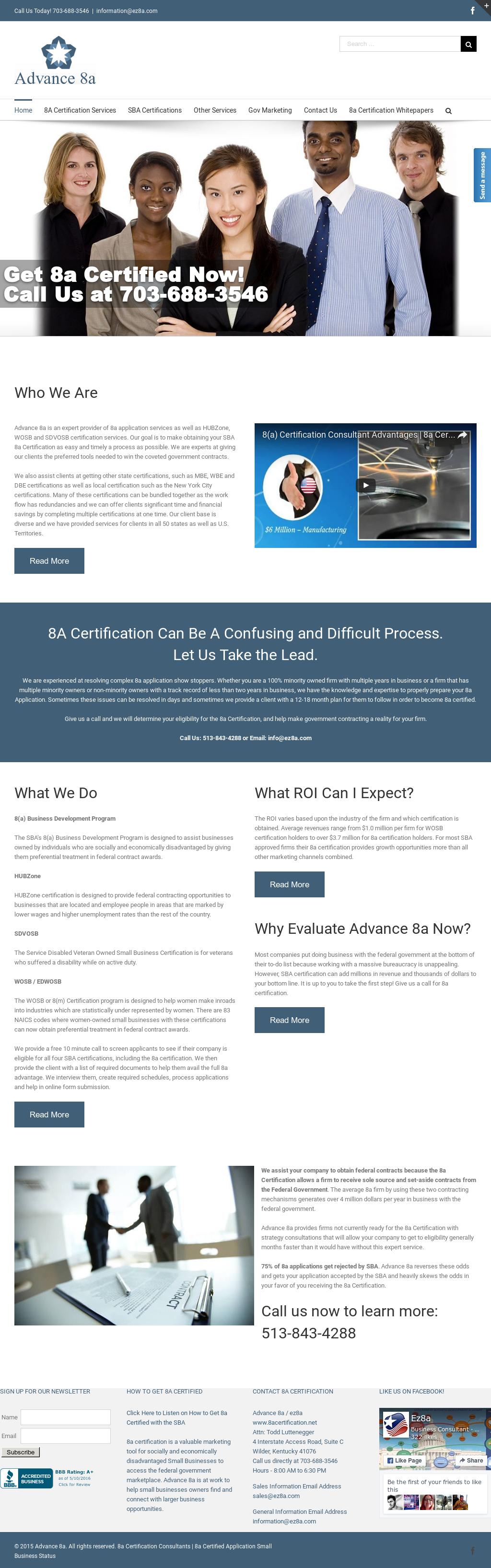 Advance 8a Competitors Revenue And Employees Owler Company Profile