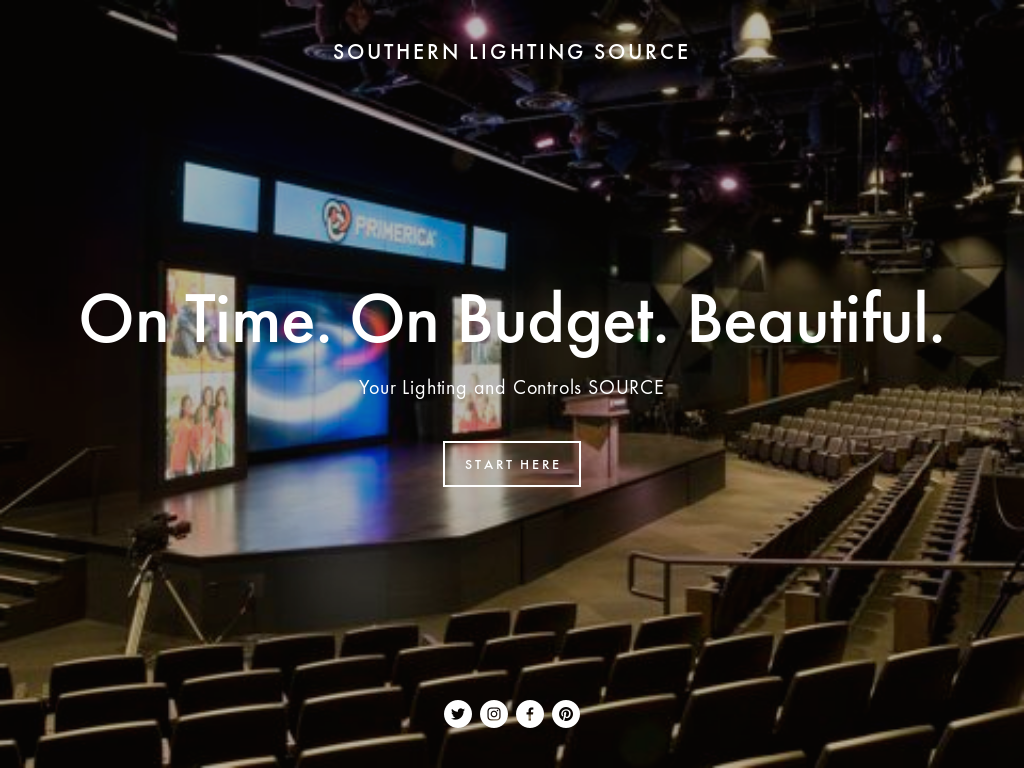 Southern Lighting Source Compeors Revenue And Employees
