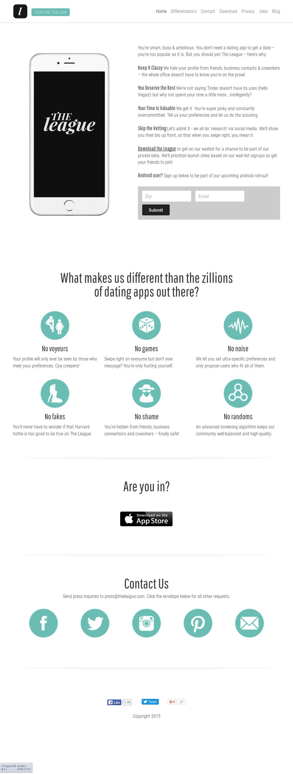the league dating app waitlist