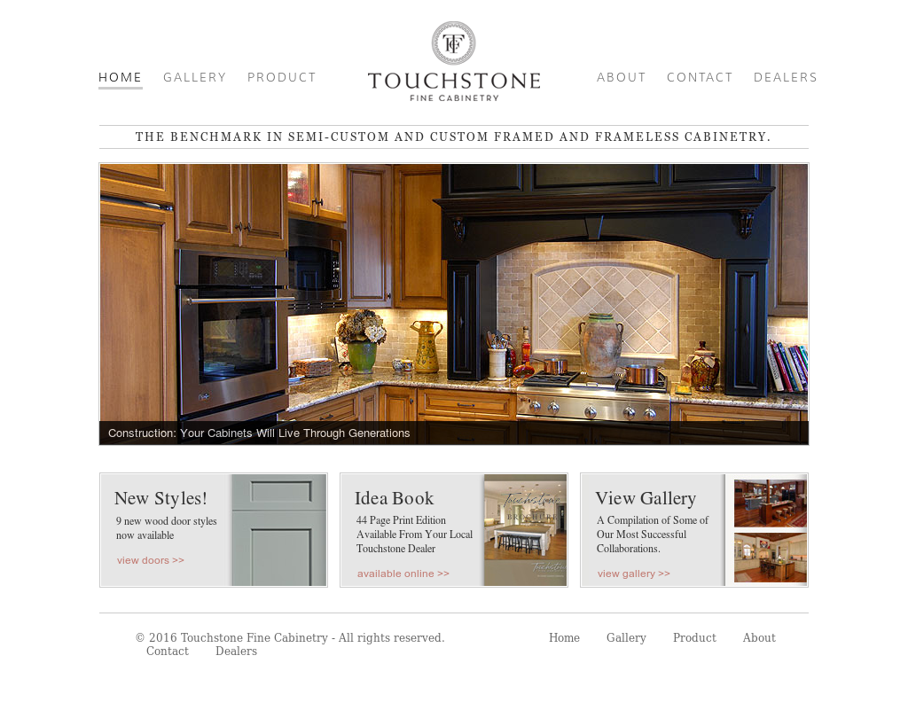 Touchstone Fine Cabinetry Competitors, Revenue And Employees ...