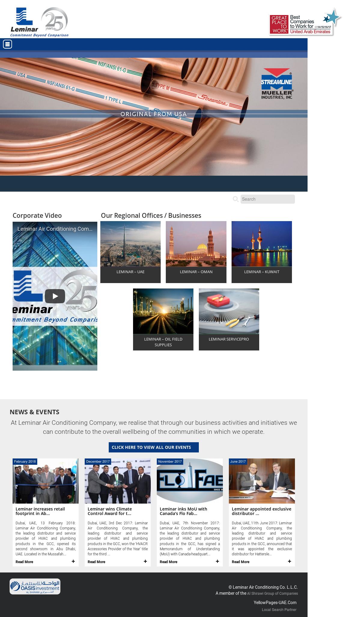 Owler Reports - Press Release: Leminar : Leminar Air
