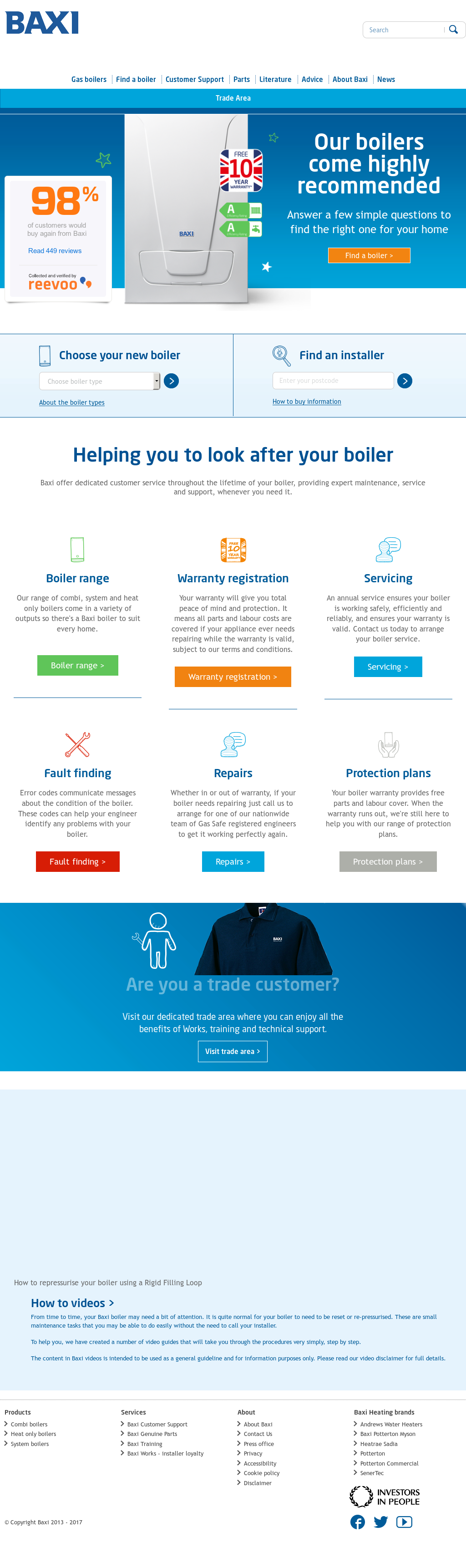 Baxi Competitors, Revenue and Employees - Owler Company Profile