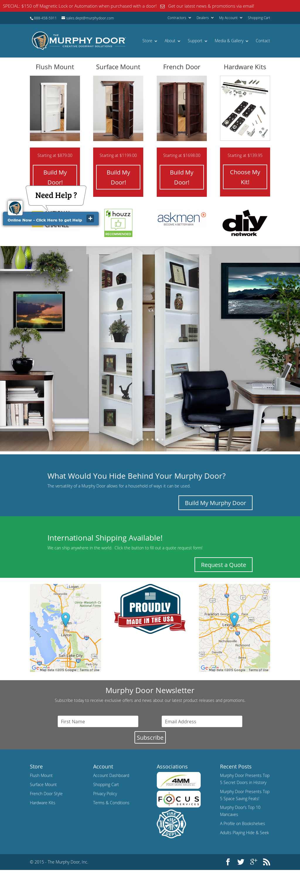 The Murphy Door Competitors, Revenue And Employees   Owler Company Profile
