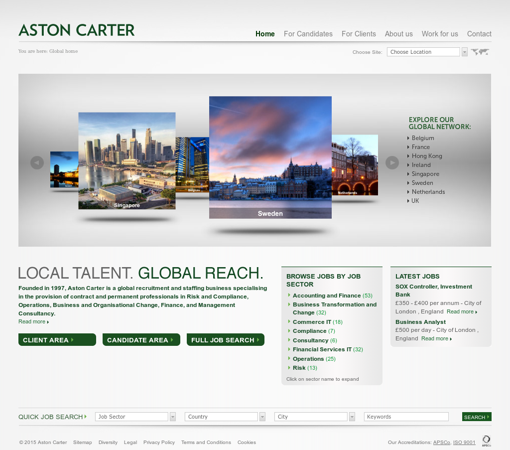 Aston Carter Competitors Revenue And Employees Owler Company Profile