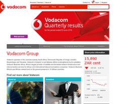 Vodacom Competitors, Revenue and Employees - Owler Company
