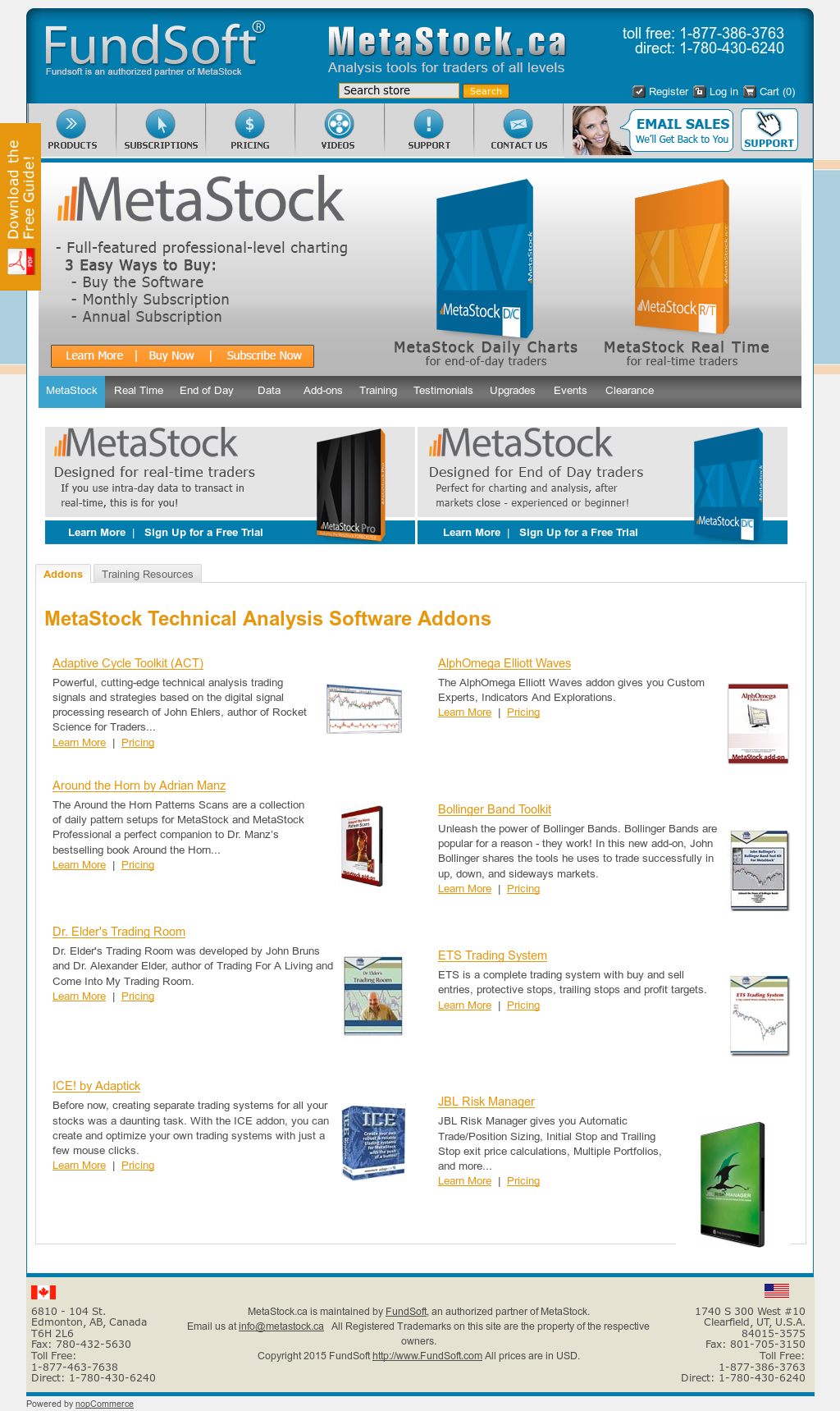 Metastock Competitors, Revenue and Employees - Owler Company