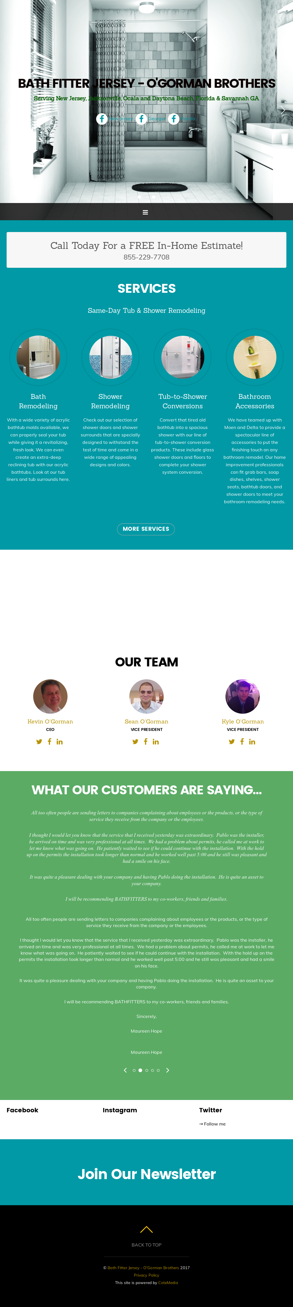 Bath Fitter Competitors Revenue And Employees Owler