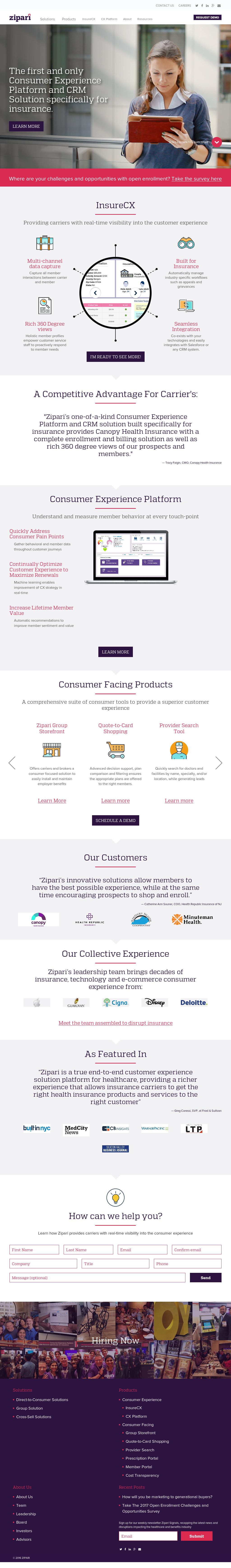 Zipari Competitors Revenue And Employees Owler Company Profile