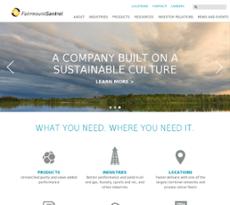 Fairmount Santrol website history