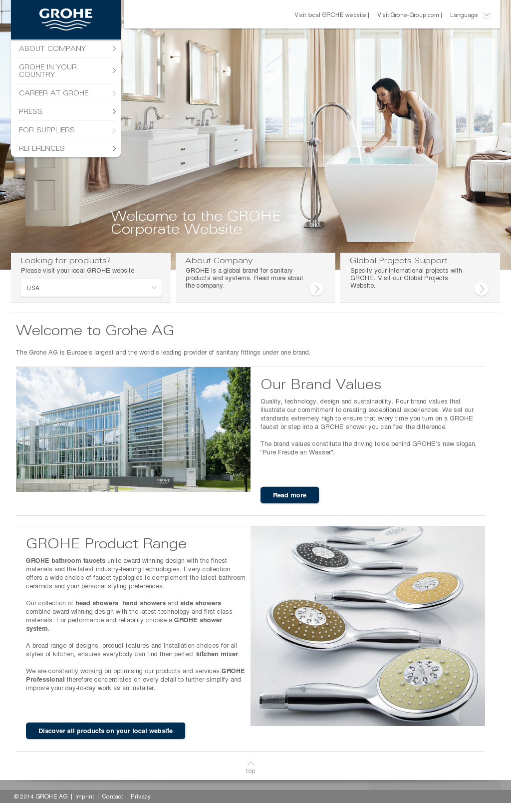 Grohe Competitors, Revenue and Employees - Owler Company Profile