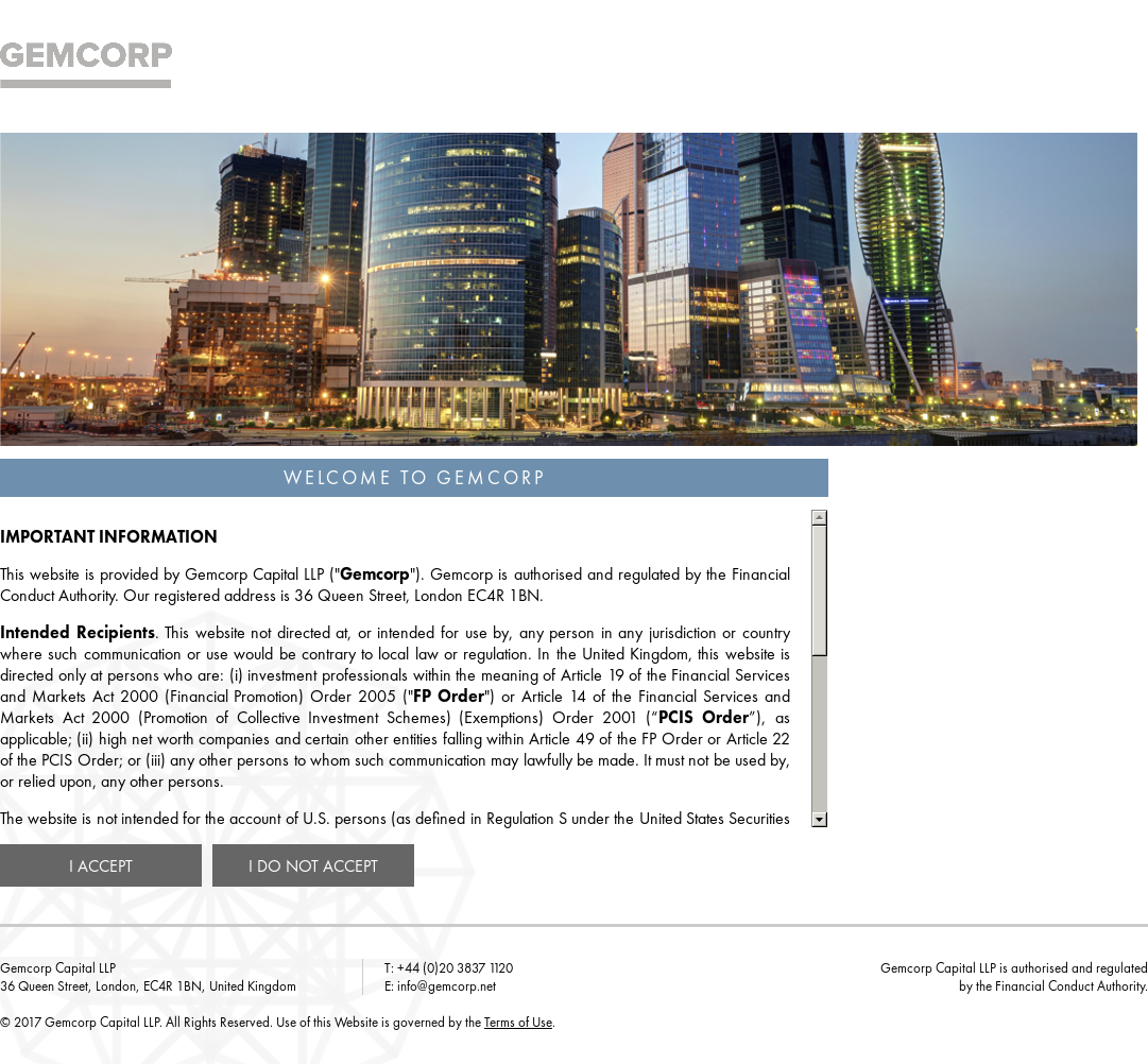 Gemcorp Capital Competitors, Revenue and Employees - Owler Company