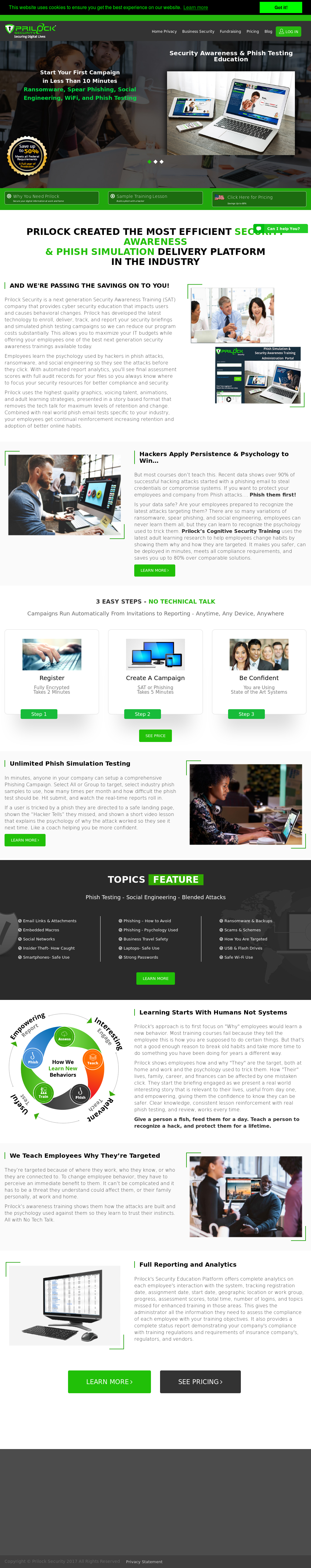 Prilock Competitors, Revenue and Employees - Owler Company Profile