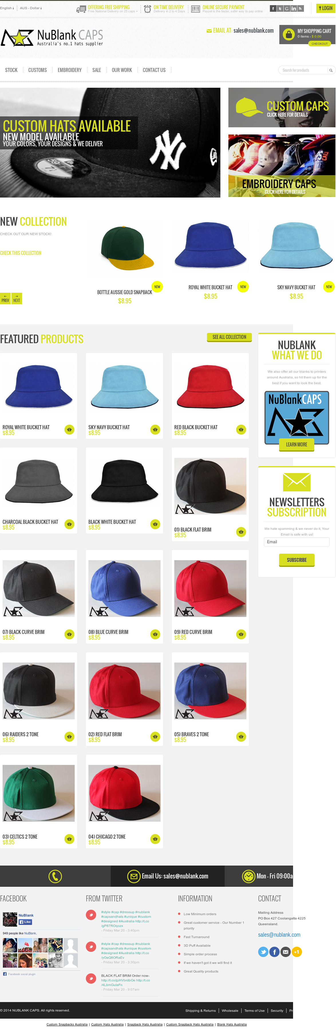 fb23beae643 Nublank Caps Competitors