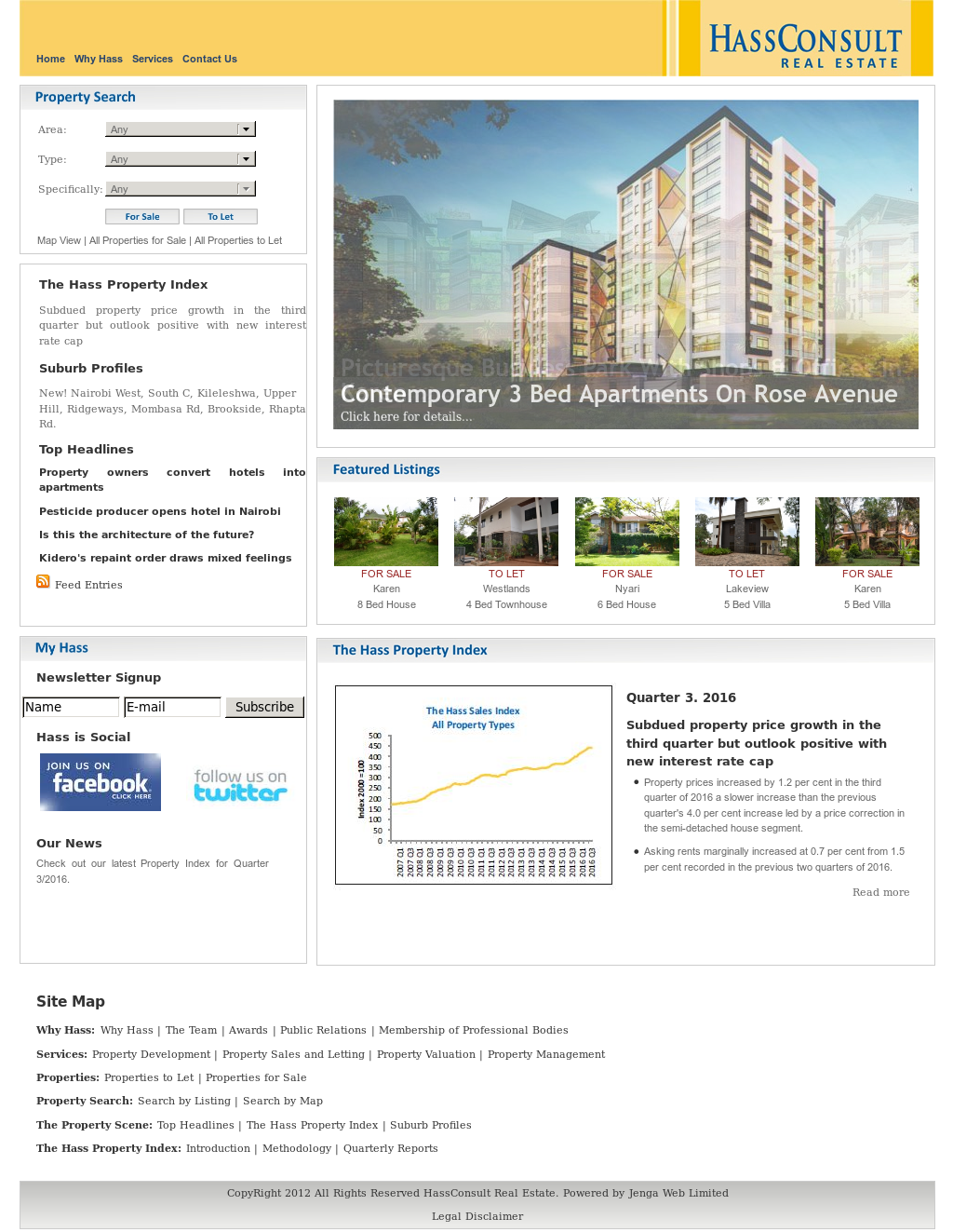 Hassconsult real estate competitors revenue and employees owler company profile