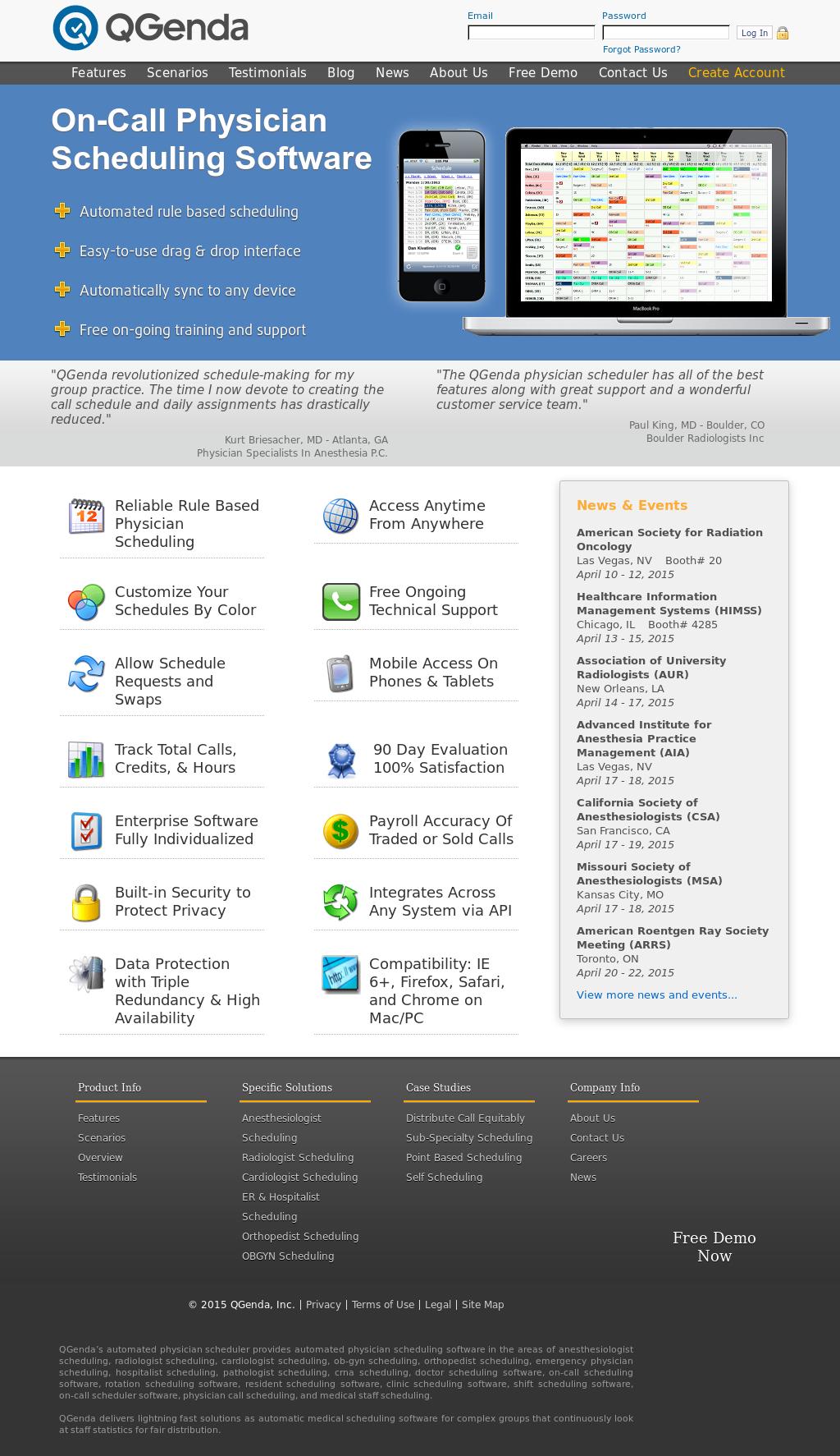 qgenda competitors revenue and employees owler company profile