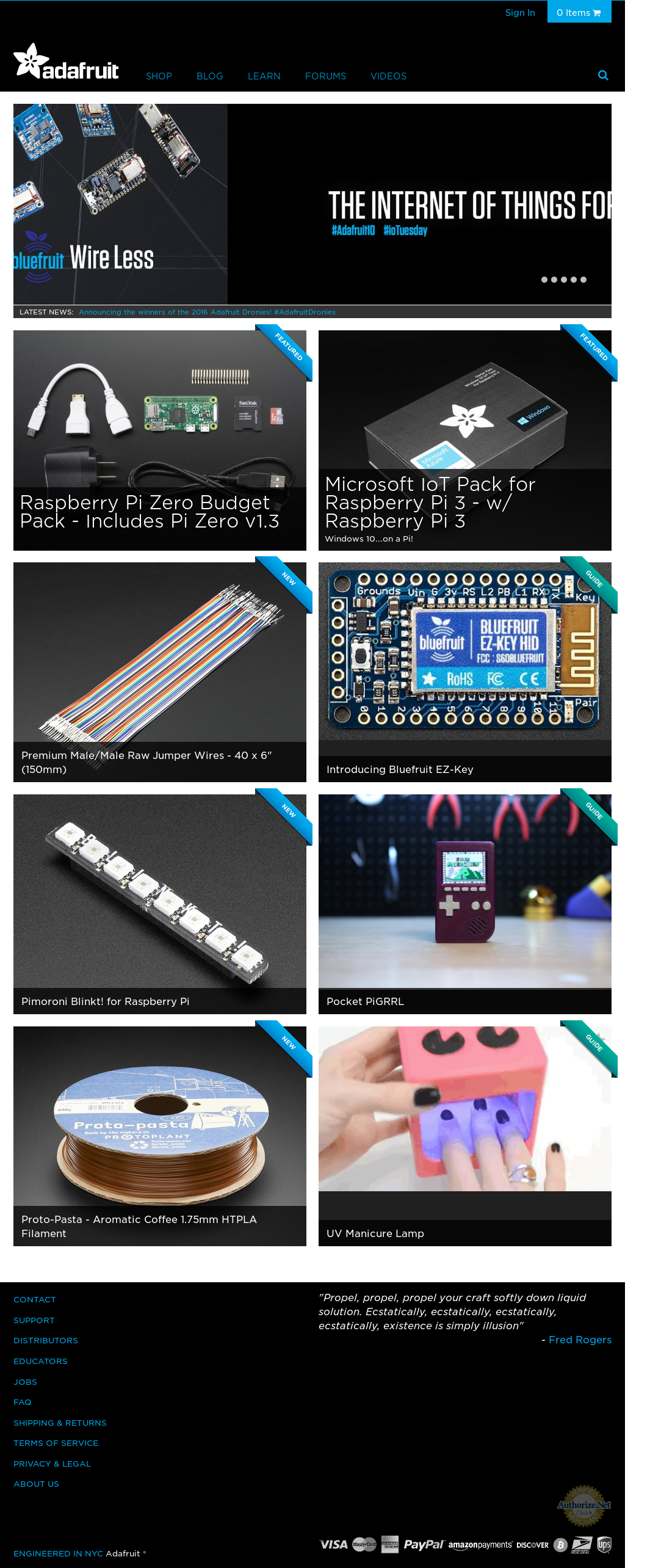 Adafruit Competitors, Revenue and Employees - Owler Company Profile