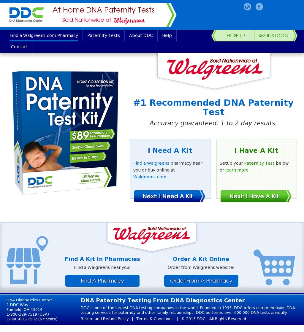 Owler Reports - DNA Diagnostics Center: DNA Diagnostics