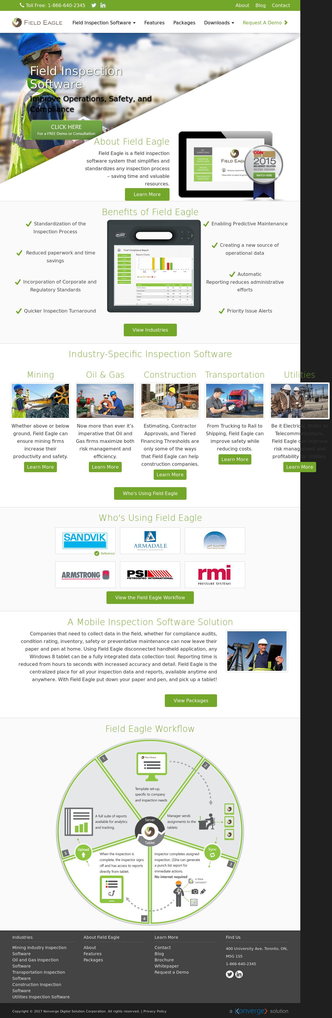 Field Eagle Competitors, Revenue and Employees - Owler Company Profile